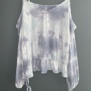 American Eagle outfitters off the shoulder size M